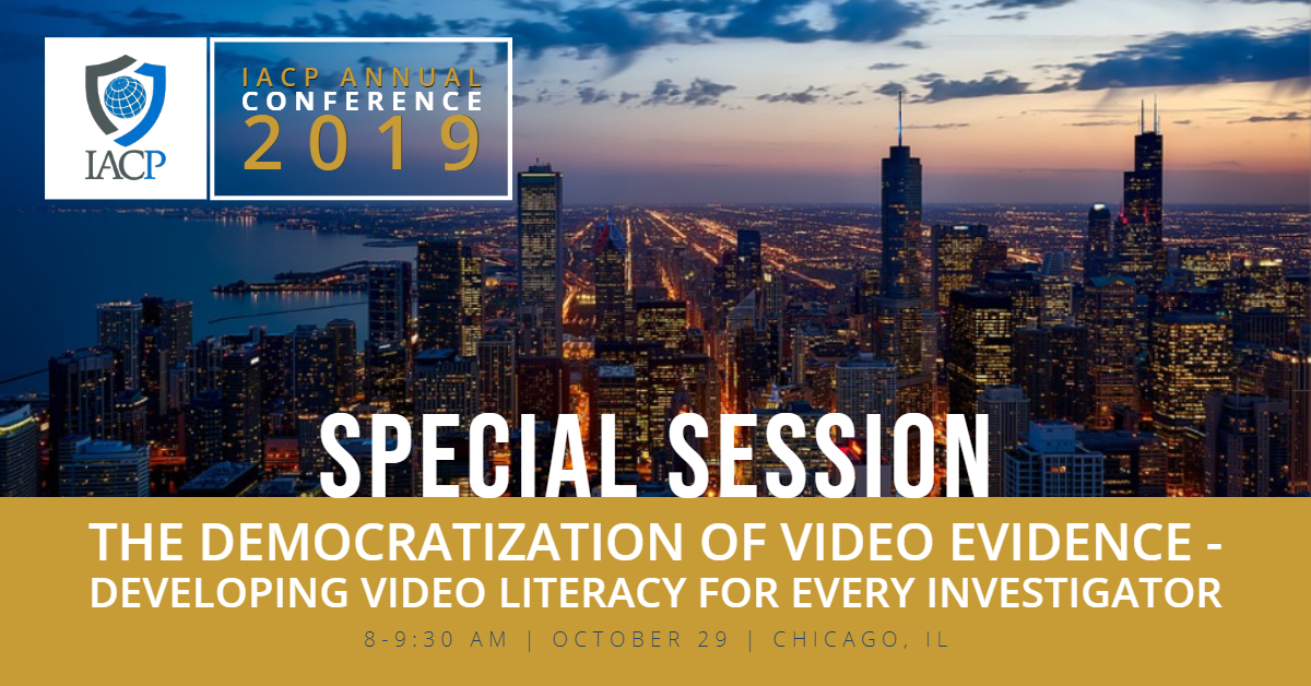 Democratization of video Evidence - Developing Video Literacy for Every Investigator